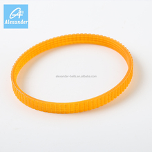 Polyurethane Round Belt For Automatic Wood Chipper Conveyor