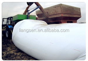 Plastic Silage Bags with Superior Impact Resistance