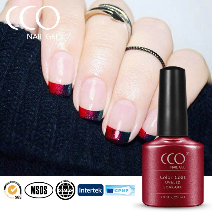 Cco Chrome Nail Polish Newest 7.3ml Cat Eye Color Gel Nail Polish ...