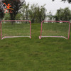 Outdoor foldable mini pop up foldable soccer goal net