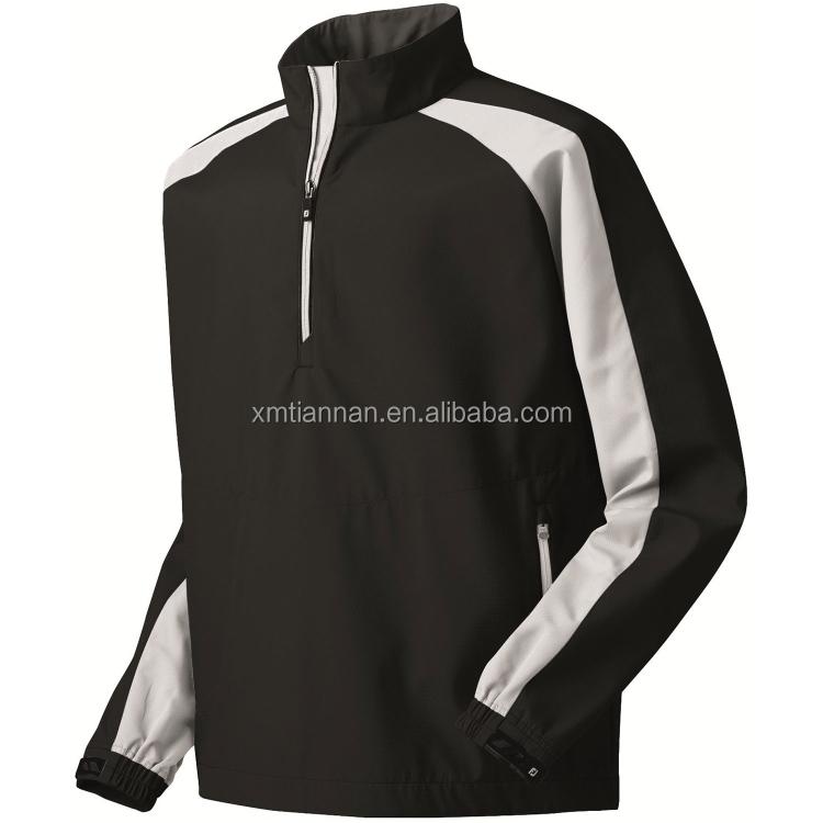 Neue 2016 bekleidung neues produkt hohe qualität OEM service männer Sport Langarm Golf Windshirt sportbekleidung