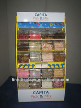 Pick n Mix Stand Candy bins Rack (FD-A-339)