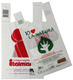 custom 100% biodegradable plastic bags wholesale