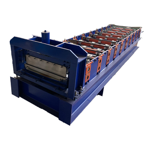 corrugated roof profile roll forming machine, roof production line