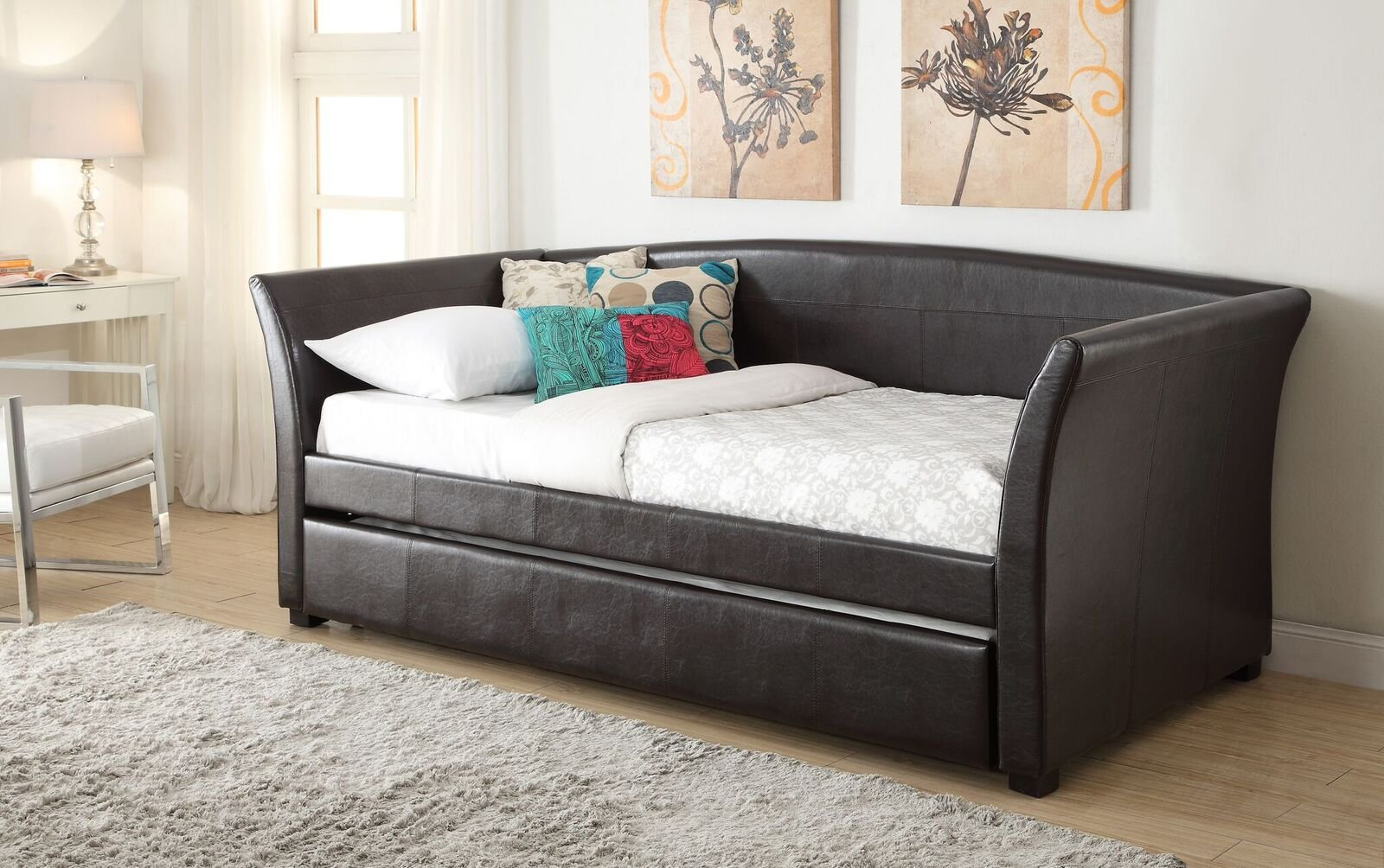 Cheap living room italian leather daybed find living room italian