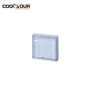 COOLSOUR Cold Room LED Lamp, LED Light For Cold Storage