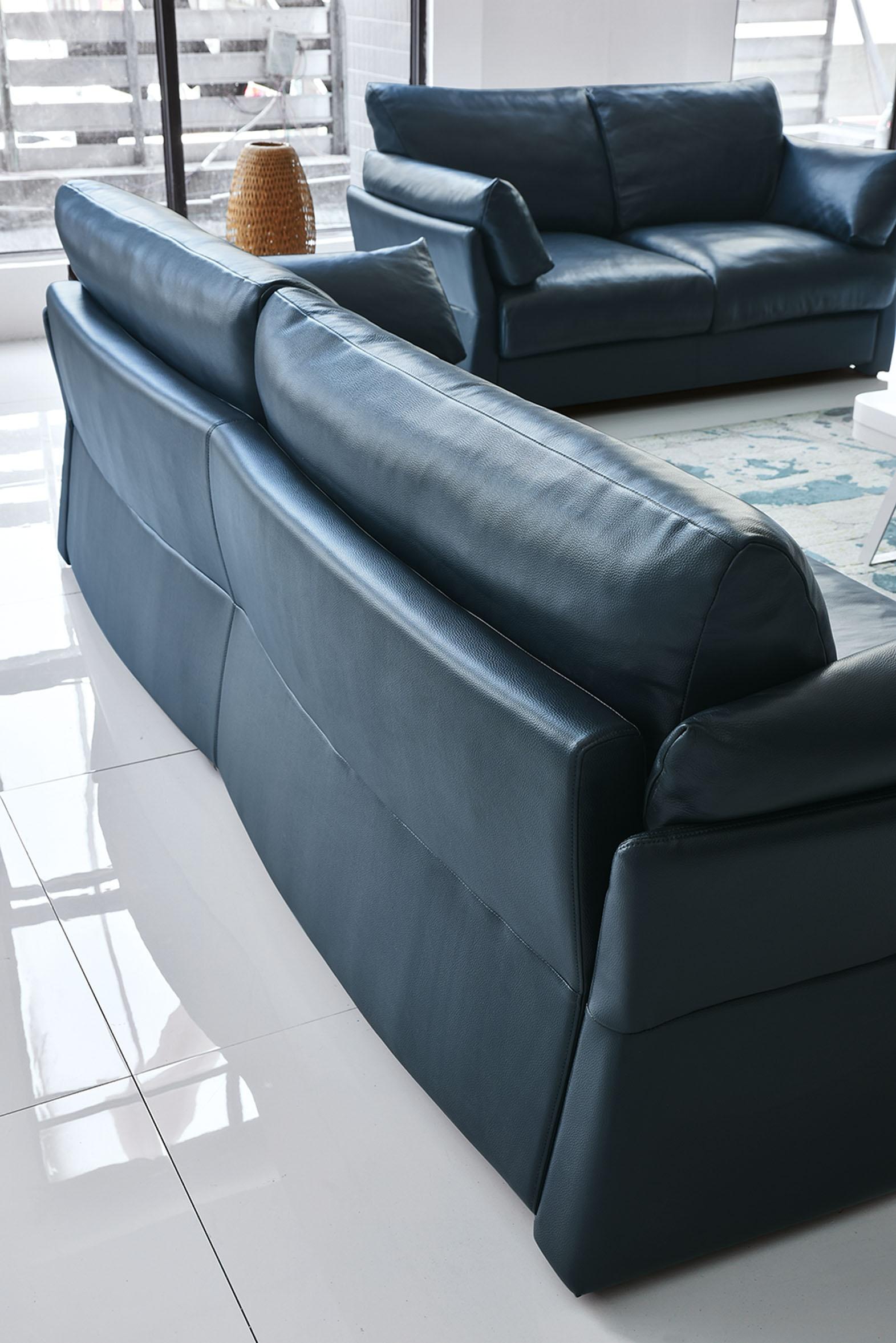 Genuine Leather Sofa Furniture