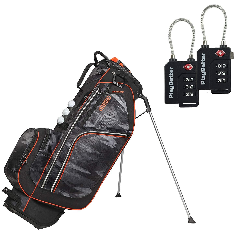 Ogio Ozone Golf Hybrid Stand Bag W