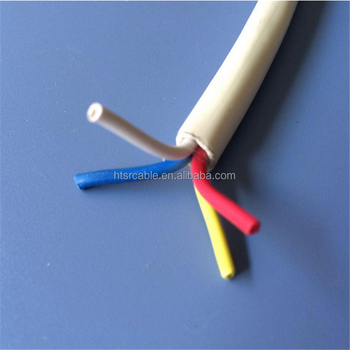 300/500V flexible 4 core cable 4x2.5mm