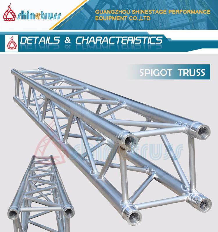 Eventbühne Fachwerkträger Aluminium-struktur Rohr Leichten Rahmen ...