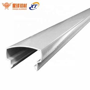 Extruded Aluminum Profile For Awning Rail, Extruded Aluminum