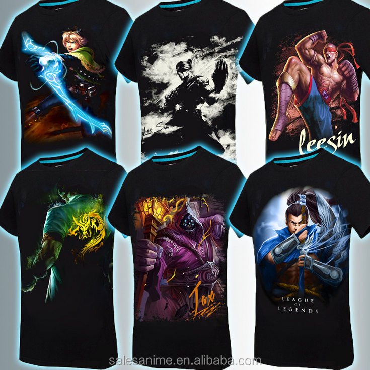 2016 custom 100% polyester t shirt printing wholesale blank/3d sublimation printed t-shirt