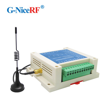G-NiceRF SK509 - 8km long range remote control ON/OFF RF Switch,5W high power 16 channel Wireless RF Switch