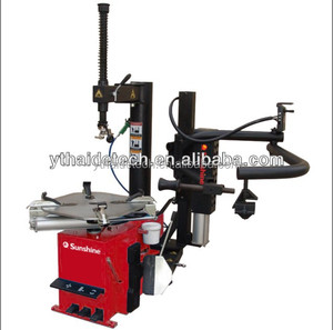 tyre shop equipment manufacture with helper