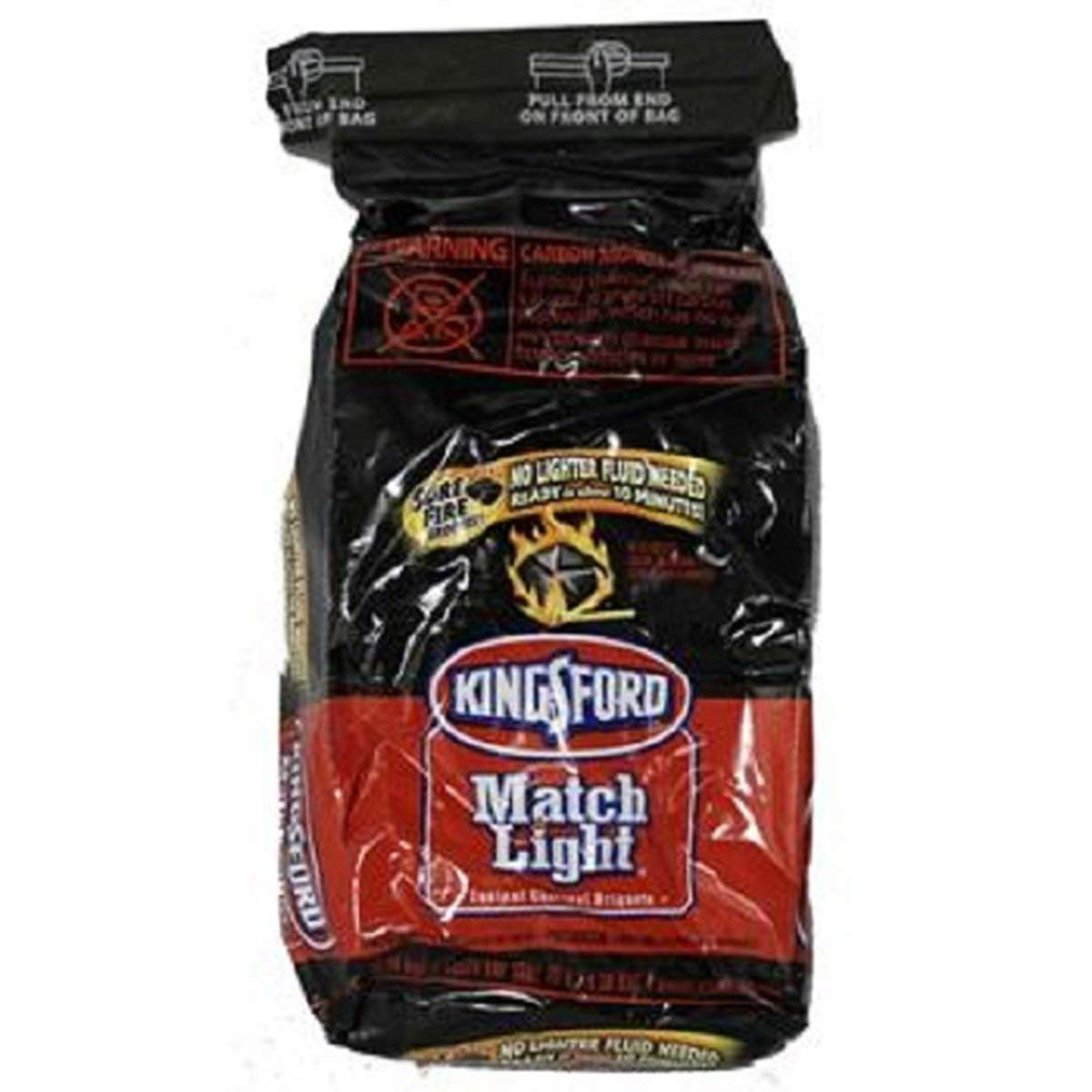 Product Of Kingsford, Matchlight, Count 6 (3.1Lb) - Charcoal / Starter & Fluid / Grab Varieties & Flavors