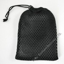 Factory price nylon mesh bag drawstring for packing