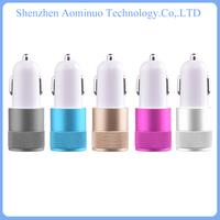 world best selling products 2 port car charger usb car charger Quick Charge 2.0 Car Charger