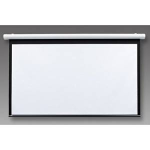 "Salara Series M Contrast Radiant Manual Projection Screen Viewing Area: 84"" H x 84"" W"