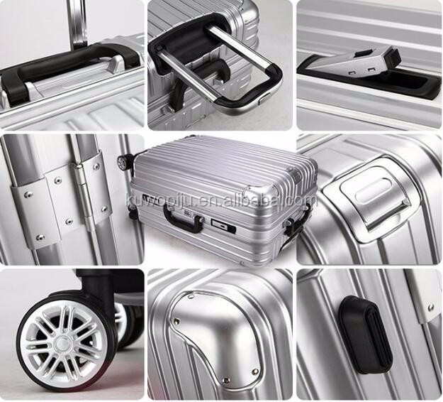 4b02099503 Elegent 3 Piece Aluminium Frame Abs Pc Speciality Luggage - Buy ...