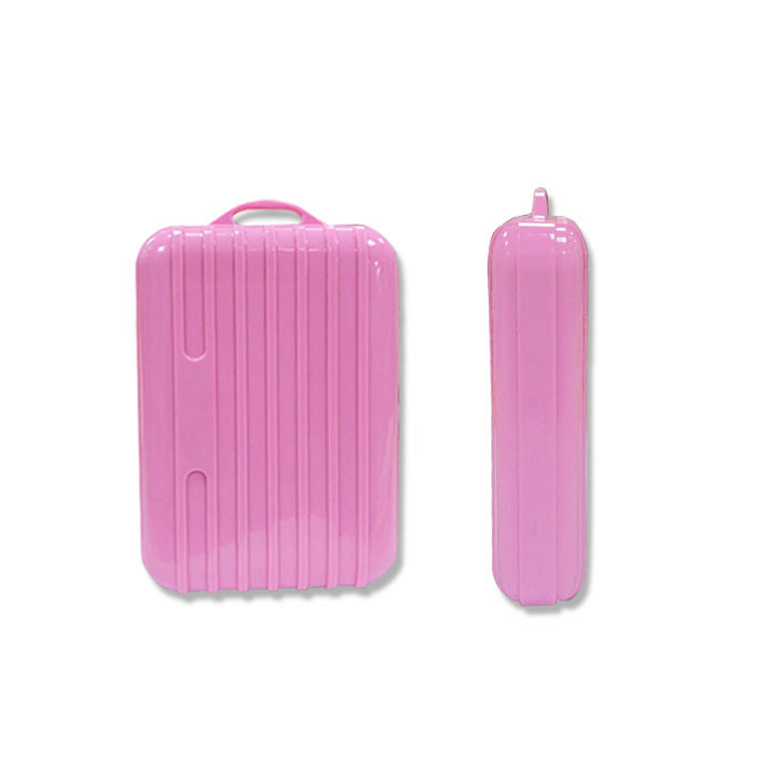 Hot Selling Products phone accessories mobile Power Bank promo gift luggage shape 6000mAh