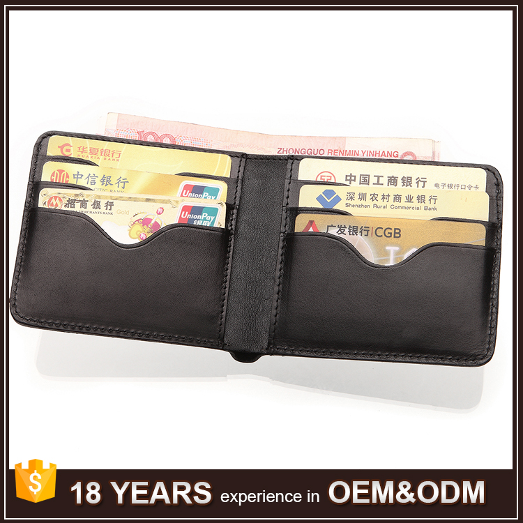 Guangzhou professional manufacturing Imperial Leather wallet