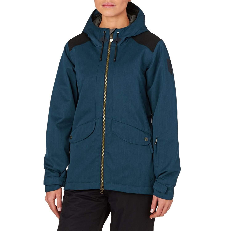 a66f3347dd3 Get Quotations · Bonfire Sisters Snowboard Jacket Womens