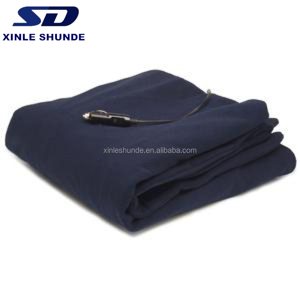 12 V Electric Heater Car Blanket View Sd Product Details From Xinle Shunde Trading Co Ltd On Alibaba