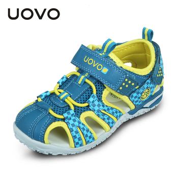 86445c7e9 UOVO children sandals 2017 summer sandals for little girls and boys kids  shoes