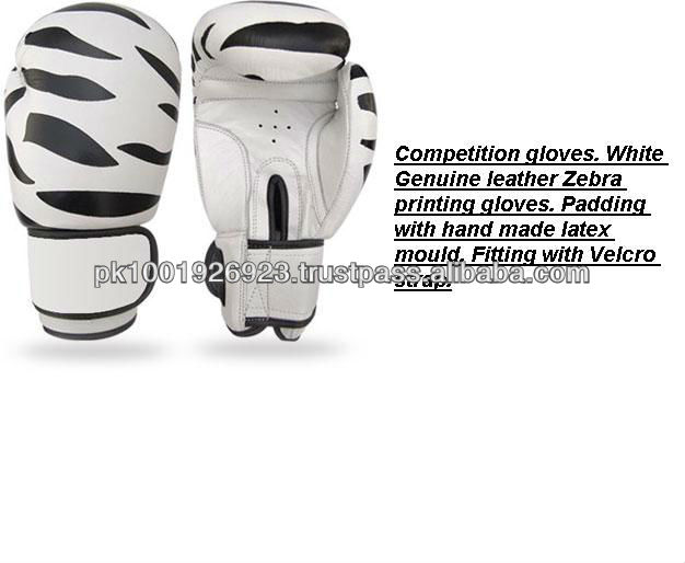 printed Boxing Glove, boxing sparring glove, genuine leather boxing glove MMA Muay Thai boxing glove training boxing glove