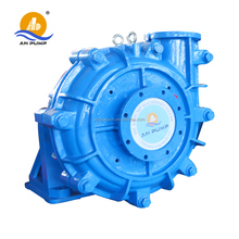 High Flow high pressure abrasive corrosive slurry tailing pump