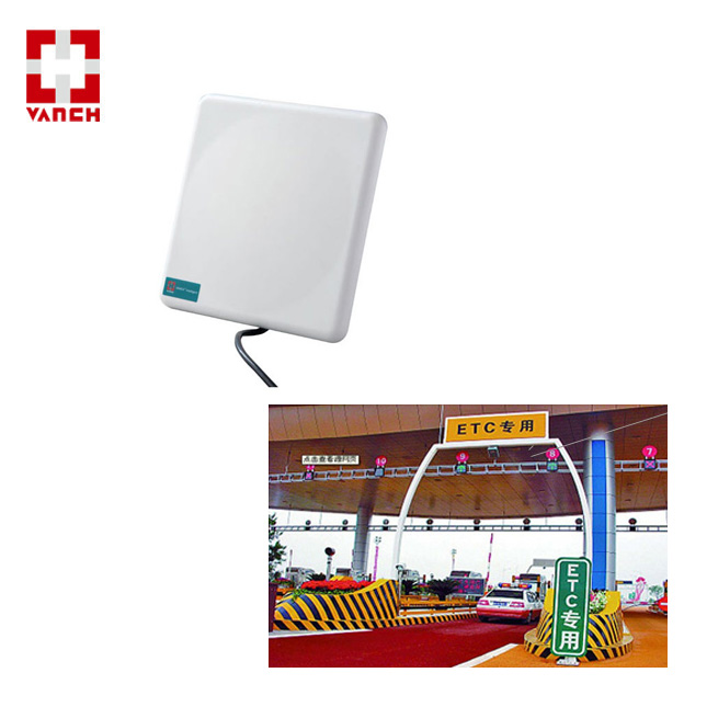 Wireless Data Transfer /GPRS Enabled UHF RFID Integrated Reader R2000 chip