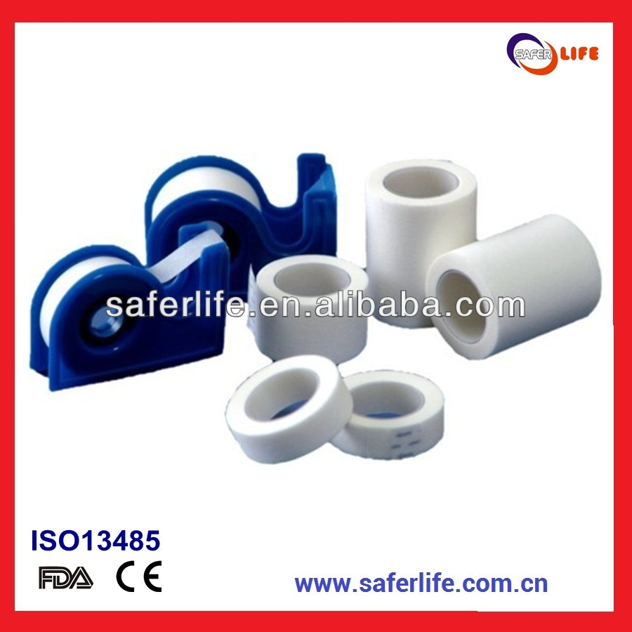 2015 medical adhesive breathable Medical Paper Tape Paper Medical Tapes Tape 3m Micropore