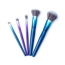 Yuanmei Top-quality makeup kit 5 pieces cosmetic brushes set makeup brushes set