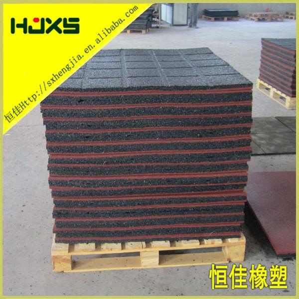 Rubber Garage Mats >> Reclaimed Rubber Garage Flooring Mats Tiles Buy