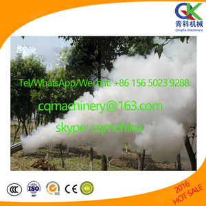 thermal fogger spraying machine mist blower