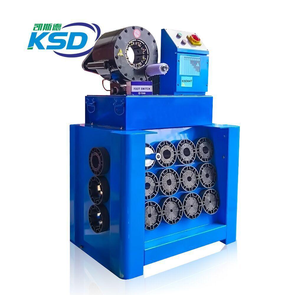 """Kanada verwenden 1/4-2 """"P32 P52 P20 hydraulische manuli schlauch crimpen maschine schlauch pressen maschine"""