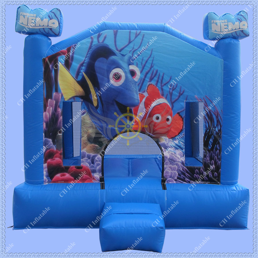 Rent The Finding Nemo Bouncer In: Popular Indoor Bouncy Castle-Buy Cheap Indoor Bouncy