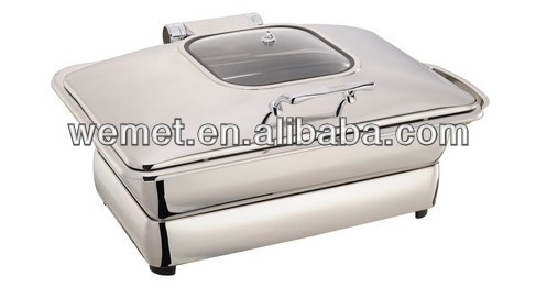 Party Food Warmer & Buffet Server / Ceramic Chafing Dish - Buy Food Warmer  & Buffet Server,Party Food Warmer Buffet Server,Ceramic Chafing Dish  Product on ... - Party Food Warmer & Buffet Server / Ceramic Chafing Dish - Buy