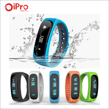 Smart Wrist Watch E02 Smart band Smart bracelet Wristband Fitness tracker Bluetooth Running Smart health for Iphone ios android