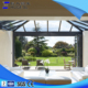 Supply all kinds of glass garden sun room for glass