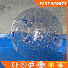 China manufacturer Price Inflatable TPU Bouncing Ball Water used Zorb Balls for sale