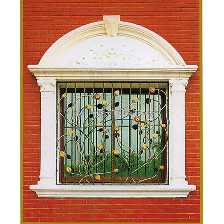 new design wrought iron window grill for sale buy forging iron