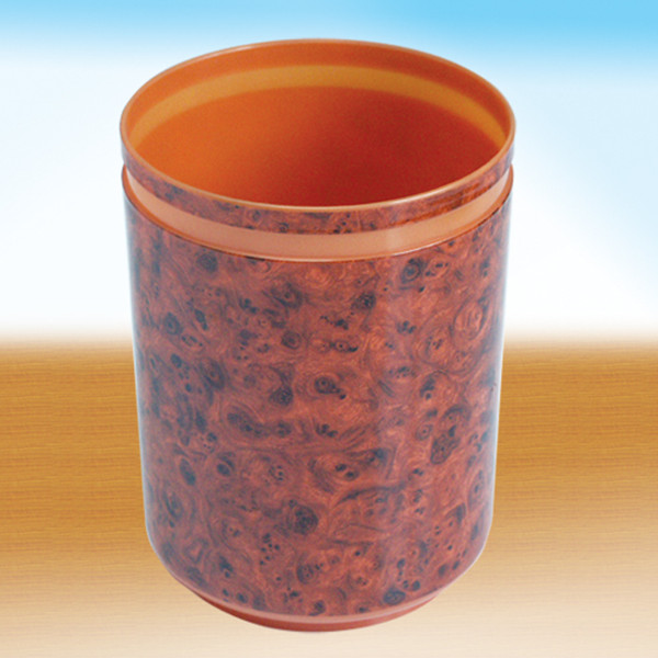 Plastic container,packaging container, tub container mould