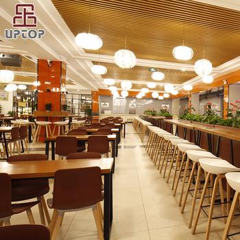 (sp-cs394) Modern Restaurant Fast Food Interior Decoration Design - Buy  Fast Food Interior Design,Fast Food Decoration Design,Restaurant Interior  ...