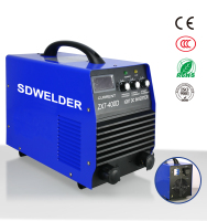 manual IGBT ZX7-400D inverter DC arc welder