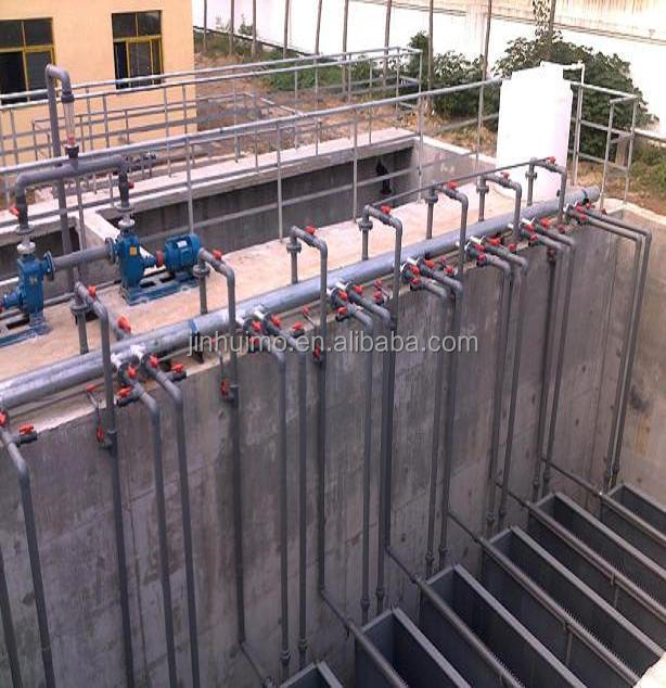 factory price waste water treatment with mbr flat sheet membrane