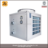 High efficiency R407 30kw reverse cycle chiller