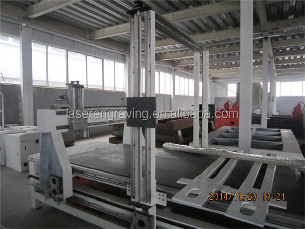 Sm1330 Cnc Foam Cutter For Architectural Model Decoration