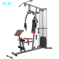 High quality oem body fitness multi home ES408 Exercise Gym Equipment