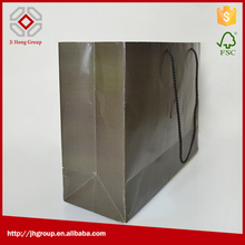 Factory made 100% good quality fashion design paper bag